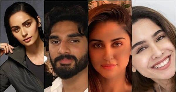 From Manushi Chhillar and Ahan Shetty to Krystle D'Souza and Sharvari – all eyes on these 10 newcomers' acting debuts in 2021