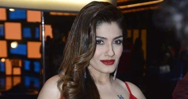 Bollywood News – Raveena Tandon on 2020: Planet Earth reboot herself and humans paid the price for the ruin they brought about