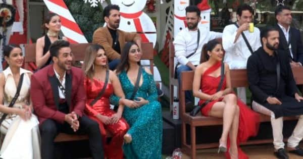 Santa to roast Jasmin, Arshi, Abhinav, Rubina, Rahul Vaidya, Rahul Mahajan and Eijaz Khan
