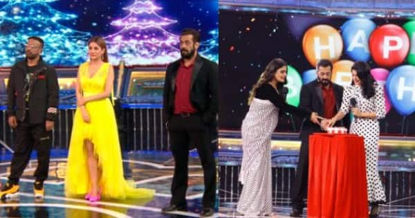 Jacqueline Fernandez, Raveena Tandon, Shehnaaz Gill, Dharmesh Yelande celebrate Salman Khan's birthday