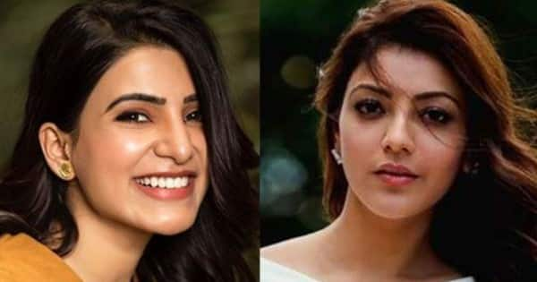Samantha Akkineni clinches the top spot from Kajal Aggarwal to become the most loved Telugu actress online – view pics