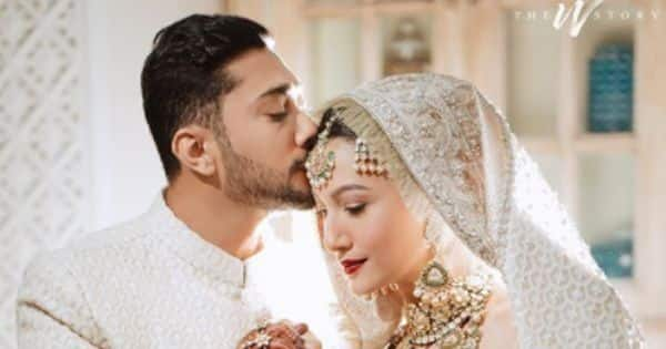 Zaid Darbar opens up on his chemistry with wife, Gauahar Khan; says, 'It is so beautiful'