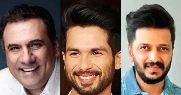 Shahid Kapoor, Riteish Deshmukh, Boman Irani laud India's memorable test draw – read tweets