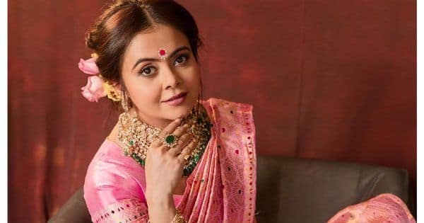 Devoleena Bhattacharjee looks gorgeous in traditional Assamese outfit for her Magh Bihu celebrations – view pics