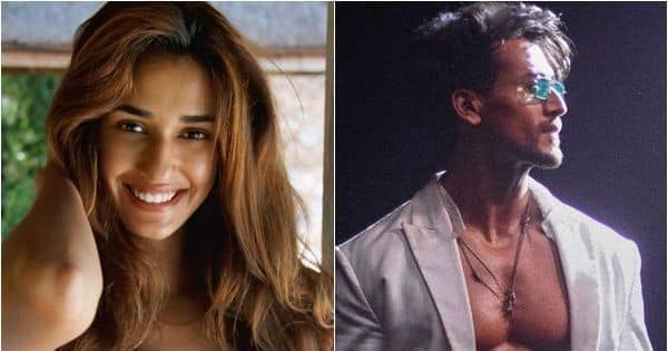 Disha Patani dances to Tiger Shroff's Casanova in a black bikini; latter's response is PRICELESS — watch video