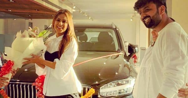 PICS: Nia Sharma, Siddharth Nigam, Asim Riaz — Celebrities who bought snazzy hot wheels in the recent past