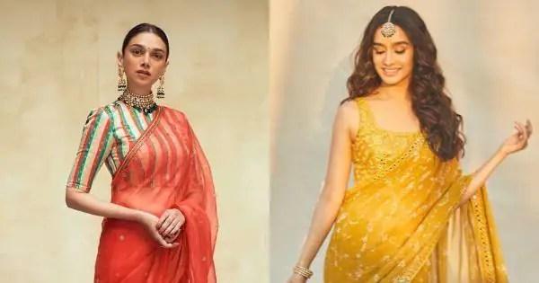 Shraddha Kapoor, Genelia Deshmukh, Aditi Rao Hydari top the fashion charts
