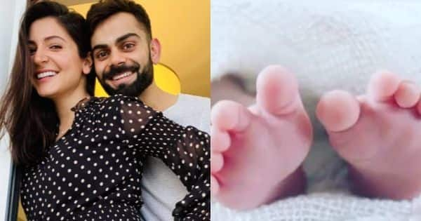 Virat Kohli's brother Vikas shares first glimpse of Anushka Sharma's baby girl