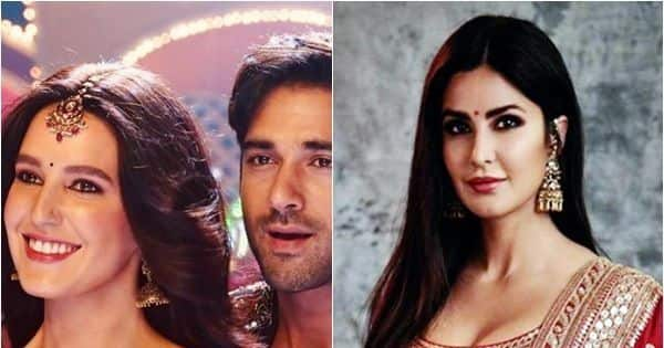 Isabelle Kaif shares the FIRST LOOK from her debut film opposite Pulkit Samrat; netizens notice striking resemblance to her sister Katrina Kaif