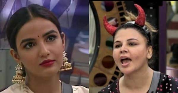 'I was not taking her sh*t, and giving her sh*t back,' says Jasmin Bhasin on fight with Rakhi Sawant