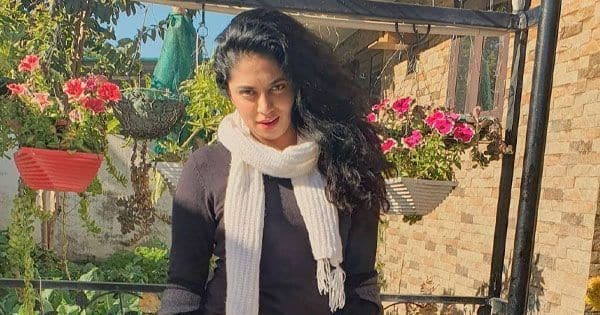 After voluntary exit, Kavita Kaushik is enjoying winter in Rajasthan as she soaks in bonfires and barbecues — view pics