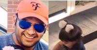 Video of Kapil Sharma's daughter Anayra learning to walk will make your day