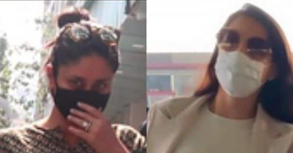 Kareena Kapoor visits a clinic; Nora Fatehi seen at the airport