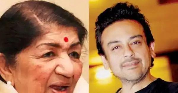 B-Towners support Adnan Sami as he shuts up a Lata Mangeshkar critic