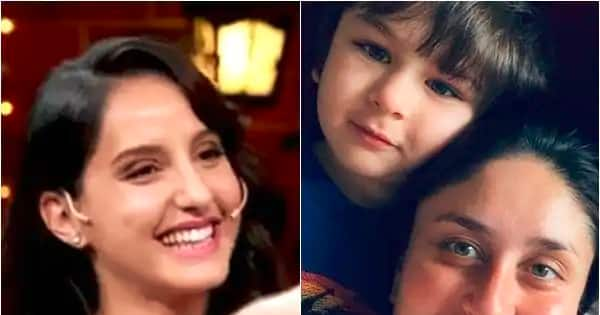 Trending Entertainment News Today — Kareena Kapoor reacts on Nora Fatehi wanting to marry Taimur Ali Khan; Aamir Khan trolled for not wearing a mask while playing cricket
