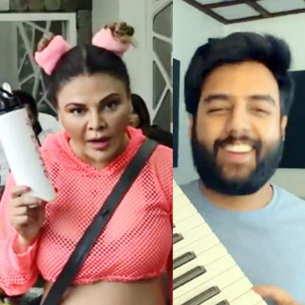 Bigg Boss 14: After Shehnaaz Gill's sadda kutta rap, Yashraj Mukhate now makes another hilarious one on Rakhi Sawant