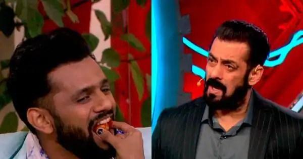 Contestants feed fareb ke laddoos to their enemies; Salman Khan calls Rubina Dilaik 'unsporting'