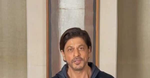 'Don't take off your clothes and run on the streets,' Shah Rukh Khan's wish for the new year is witty, hilarious and so SRK