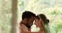 Tiger Zinda Hai and Bharat director Ali Abbas Zafar introduces wifey Alicia Zafar with a dreamy wedding pic