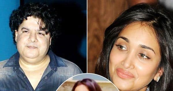 Jiah Khan's sister Karishma claims Sajid Khan told the late actress to take off her top and bra during a script-reading session