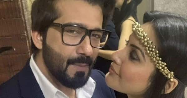 Kamya Punjabi's husband surprises her by flying to Mumbai to celebrate the 2nd anniversary of their 1st meet — watch video