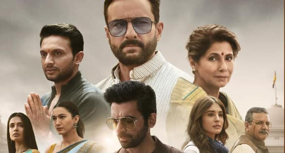 Saif Ali Khan-Ali Abbas Zafar's contemporary political drama is gripping but too contrived