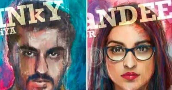 Arjun Kapoor-Parineeti Chopra's film earns less than Roohi's 2nd Friday collection