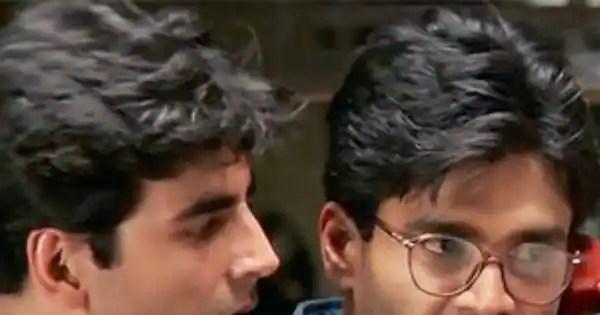 Akshay Kumar and Suniel Shetty get nostalgic; indulge in a fun banter on social media