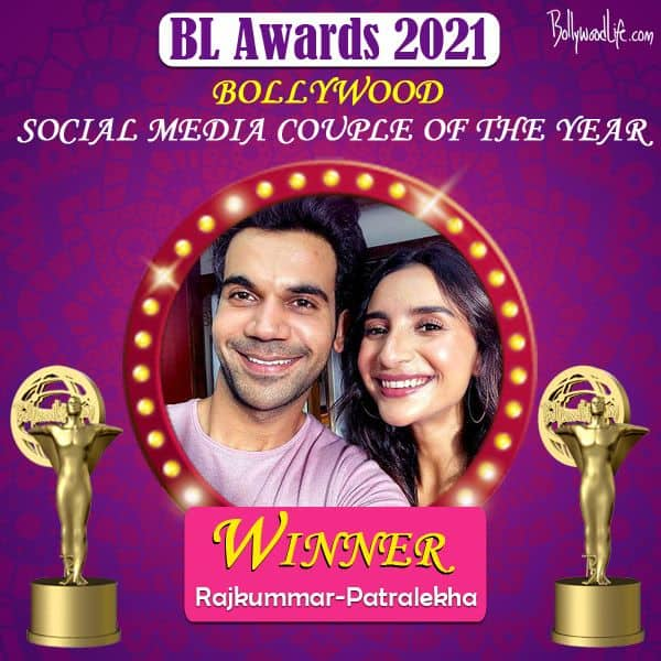 Social Media Couple of the Year - Rajkummar-Patralekha
