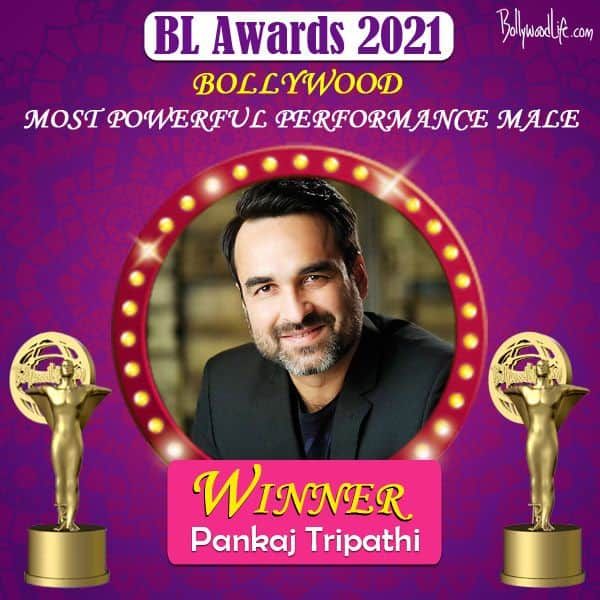 Most Powerful Performance Male - Pankaj Tripathi