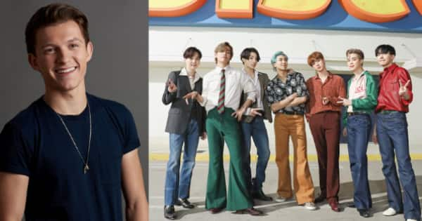 Tom Holland, George Clooney and others jam to BTS's Dynamite and ARMY is having a meltdown — watch video