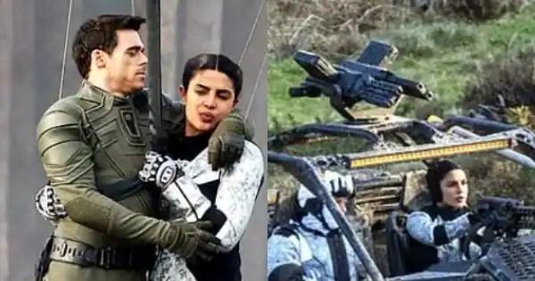 Priyanka Chopra and Richard Madden's shoot pics get leaked — check them out