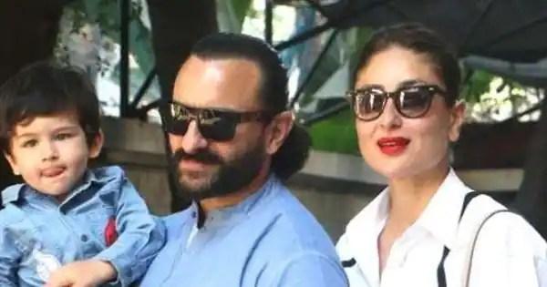Kareena Kapoor Khan reveals she made the FIRST MOVE towards Saif Ali Khan; says, 'He is too English and restrained'