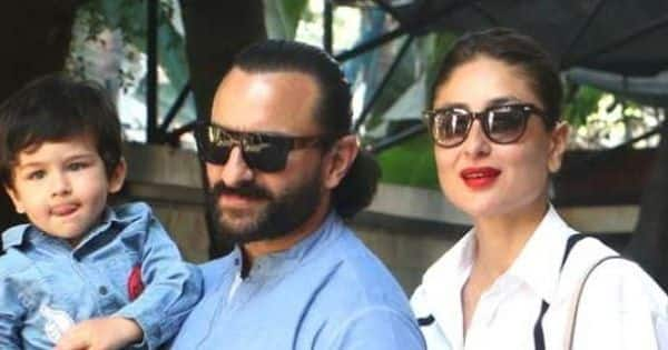 Kareena Kapoor Khan reveals she made the FIRST MOVE towards Saif Ali Khan; says, 'He is too English and restrained'