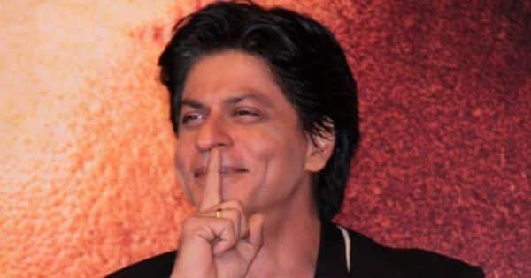 Shah Rukh Khan was asked the colour of his underwear. His reply will leave you in splits