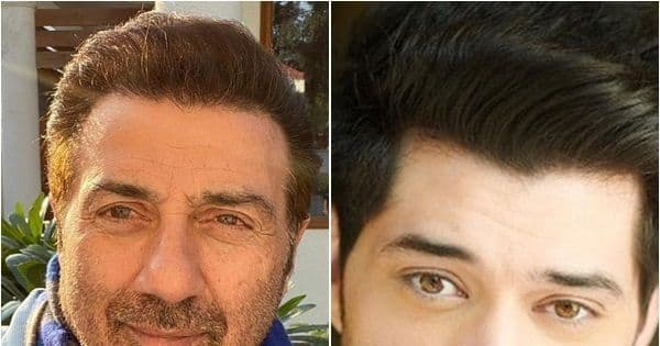 Sunny Deol disables comments as he announces son Rajveer Deol's Bollywood debut