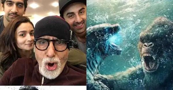 Mumbai Saga and Godzilla vs. Kong box office, Brahmastra release date
