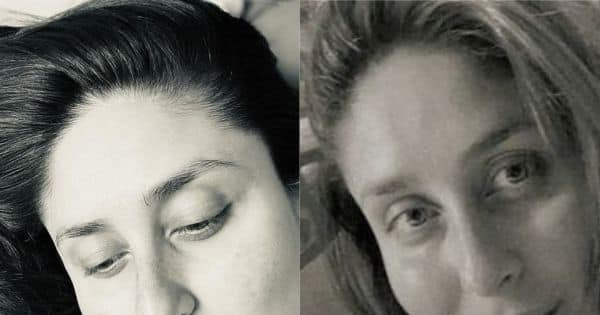 Kareena Kapoor Khan teases fans with a picture of her with baby boy