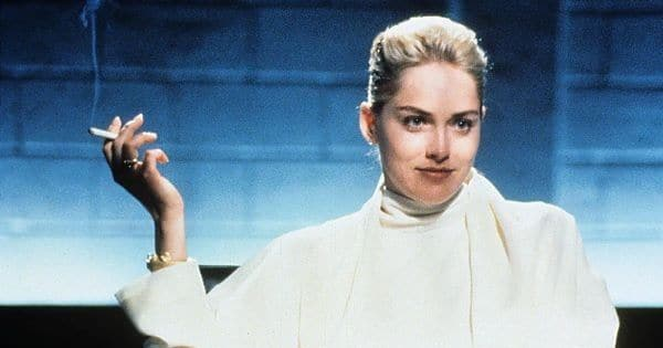 Sharon Stone reveals she was tricked into removing her panties for an infamous scene in Basic Instinct