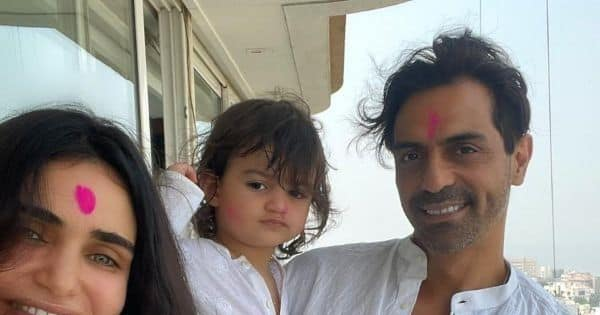 Arjun Rampal's birthday wish for girlfriend Gabriella Demetriades is super-adorable – view pics