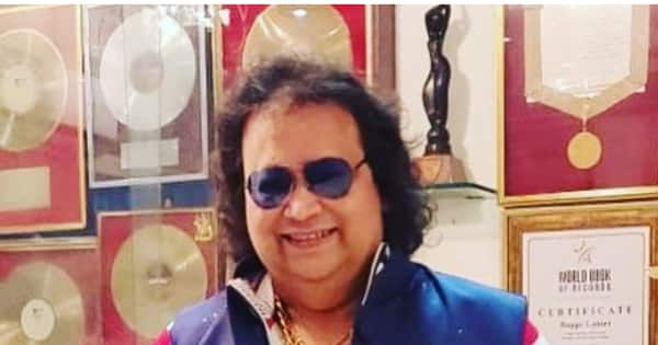 Veteran singer Bappi Lahiri hospitalised after testing positive for COVID-19 days after registering for vaccination