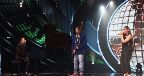 Indian Idol 12: Shanmukhapriya is completely mesmerised as AR Rahman backs her performance with his piano piece