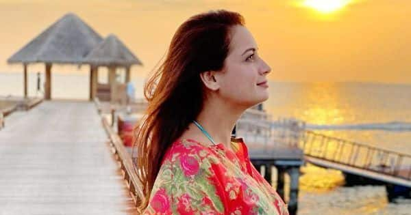 Dia Mirza announces pregnancy with an amazing picture and a beautiful poem