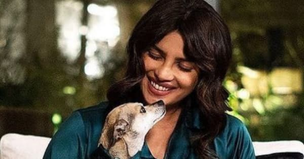 Priyanka Chopra REVEALS she got pet pooch Diana to deal with loneliness