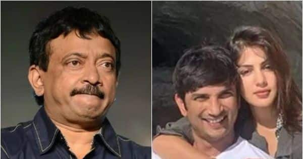Ram Gopal Varma opens up on supporting Rhea Chakraborty and planning a film on Sushant Singh Rajput