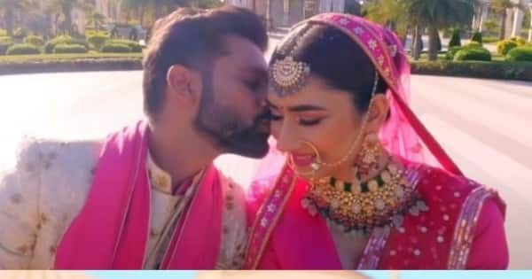 Rahul Vaidya and Disha Parmar's adorable romance will make you eager for their real wedding