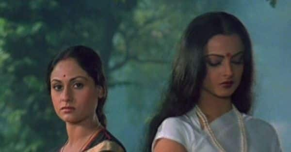 Jaya Bachchan had slapped Rekha in front of Amitabh Bachchan on the sets of THIS movie