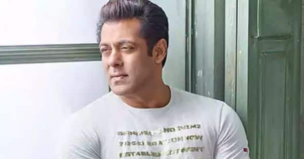Radhe actor Salman Khan says he cannot be like Chulbul Pandey at home; 'My dad would hit me, my mom would slap me'
