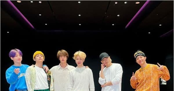 The cost of the outfits worn by RM, V, Jin and other band members for Butter practice sessions will blow your mind