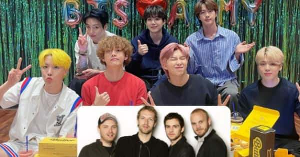 BTS' Butter gets a shout-out from Coldplay's Chris Martin, and ARMY can't keep calm – view tweets